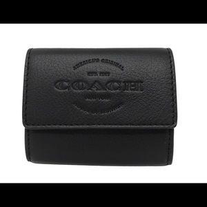 Coach Coin Case Snap Wallet